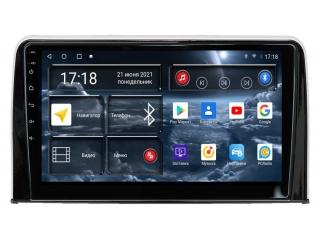Штатная магнитола Redpower 71160 для Honda CR-V 2017+ с DSP процессором, 4G модемом и CarPlay на Android 10