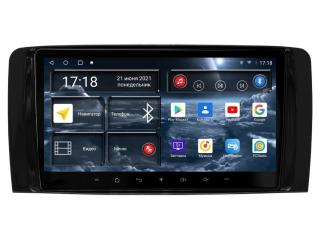 Штатная магнитола Redpower 71169 для Mercedes-Benz R-Class 2007-2013 с DSP процессором, 4G модемом и CarPlay на Android 10