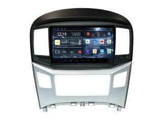 Штатная магнитола Redpower 71214 для Hyundai Starex H1 2016-2018 с DSP процессором, 4G модемом и CarPlay на Android 10