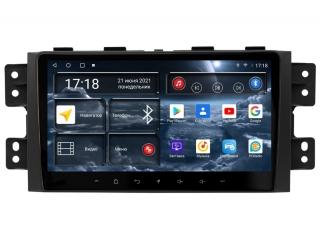 Штатная магнитола Redpower 71222 для Kia Mohave, Borrego 2008-2017 с DSP процессором, 4G модемом и CarPlay на Android 10