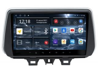Штатная магнитола Redpower 71247 для Hyundai Tucson 2017+ с DSP процессором, 4G модемом и CarPlay на Android 10