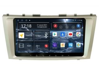 Штатная магнитола Redpower 71264 для Toyota Camry V40 (климат-контроль) с DSP процессором, 4G модемом и CarPlay на Android 10