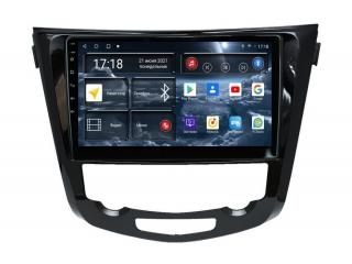 Штатная магнитола Redpower 71301 для Nissan X-Trail, Qashqai 2014+ С КЛИМАТОМ с DSP процессором, 4G модемом и CarPlay на Android 10