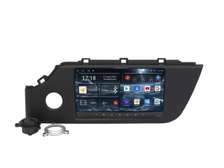 Штатная магнитола Redpower 71306 для Kia Rio 2020+ 4 поколение, рестайлинг с DSP процессором, 4G модемом и CarPlay на Android 10