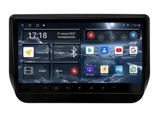 Штатная магнитола Redpower 71312 для Hyundai Starex H1 2017-2019 с DSP процессором, 4G модемом и CarPlay на Android 10