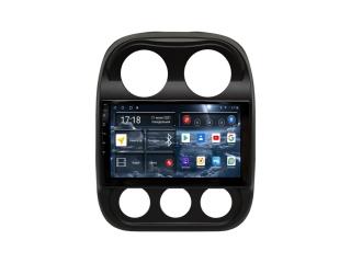 Штатная магнитола Redpower 71316 для Jeep Compass 2010-2016 с DSP процессором, 4G модемом и CarPlay на Android 10