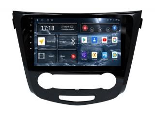 Штатная магнитола Redpower 71321 для Nissan Qashqai 2014+ с кондиционером с DSP процессором, 4G модемом и CarPlay на Android 10