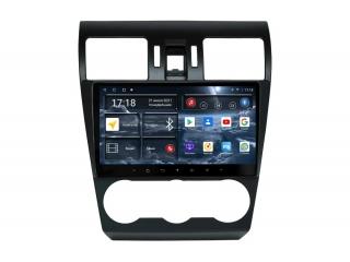 Штатная магнитола Redpower 71362 для Subaru Forester, XV 2010-2014 с DSP процессором, 4G модемом и CarPlay на Android 10
