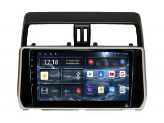 Штатная магнитола Redpower 71365 для Toyota Land Cruiser Prado 150 2017+ с DSP процессором, 4G модемом и CarPlay на Android 10