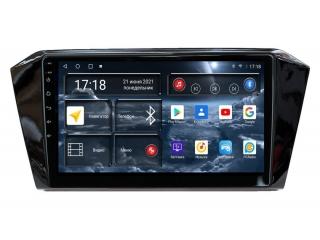 Штатная магнитола Redpower 71401 для Volkswagen Passat B8 2015+ с DSP процессором, 4G модемом и CarPlay на Android 10