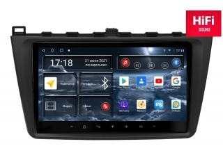 Штатная магнитола Redpower 75002 для Mazda 6 2009-2013 с DSP процессором, 4G модемом и CarPlay на Android 10