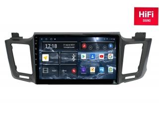 Штатная магнитола Redpower 75017 для Toyota RAV4 2013-2019 с DSP процессором, 4G модемом и CarPlay на Android 10