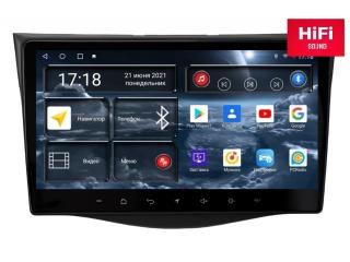 Штатная магнитола Redpower 75018 для Toyota RAV4 2006-2013 с DSP процессором, 4G модемом и CarPlay на Android 10