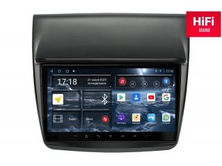 Штатная магнитола Redpower 75038 для Mitsubishi L200 2013-2015, Pajero Sport с DSP процессором, 4G модемом и CarPlay на Android 10