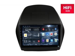 Штатная магнитола Redpower 75047 для Hyundai ix35 до 2016 с DSP процессором, 4G модемом и CarPlay на Android 10