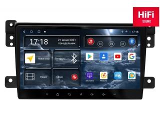 Штатная магнитола Redpower 75053 для Suzuki Grand Vitara 2005-2015 с DSP процессором, 4G модемом и CarPlay на Android 10