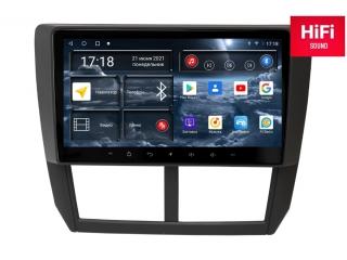 Штатная магнитола Redpower 75062 для Subaru Forester, Impreza, XV с DSP процессором, 4G модемом и CarPlay на Android 10
