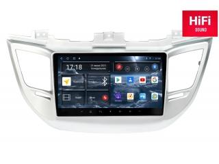 Штатная магнитола Redpower 75147 для Hyundai Tucson 2015-2017 с DSP процессором, 4G модемом и CarPlay на Android 10