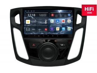 Штатная магнитола Redpower 75150 для Ford Focus 3 2012+ с DSP процессором, 4G модемом и CarPlay на Android 10