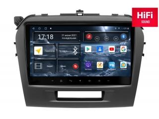 Штатная магнитола Redpower 75153 для Suzuki Vitara 2015+ с DSP процессором, 4G модемом и CarPlay на Android 10