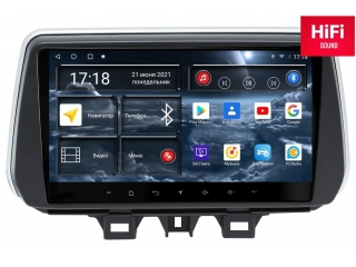 Штатная магнитола Redpower 75247 для Hyundai Tucson 2017+ с DSP процессором, 4G модемом и CarPlay на Android 10