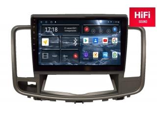 Штатная магнитола Redpower 75300 для Nissan Teana 2008-2013 с монохромным дисплеем с DSP процессором, 4G модемом и CarPlay на Android 10