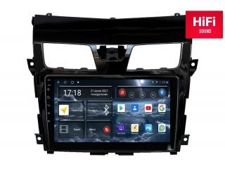 Штатная магнитола Redpower 75302 для Nissan Teana 2014-2016 с DSP процессором, 4G модемом и CarPlay на Android 10