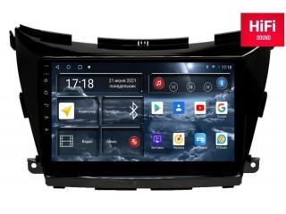 Штатная магнитола Redpower 75311 для Nissan Murano Z52 2015+ без кругового обзора с DSP процессором, 4G модемом и CarPlay на Android 10