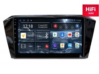 Штатная магнитола Redpower 75401 для Volkswagen Passat B8 2015+ с DSP процессором, 4G модемом и CarPlay на Android 10