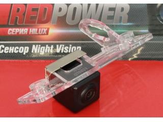 Камера заднего вида RedPower CHV063 AHD для Chevrolet Aveo (02+), Cruze (08+) sedan, Captiva (06+), Epica (06-12), Lacceti (02+)