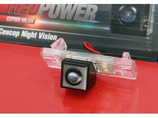 Камера заднего вида RedPower CIT120 AHD для Peugeot 5008 (09+), 3008 (09+), 301 (12+), 308 (07+), 408 (10+), Citroen C4 02+, C5 08+, C2 03+, С4 hb new