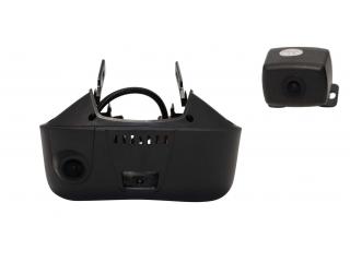 Штатный видеорегистратор RedPower DVR-BMW5-N-DUAL для BMW 5er 2017+ и 7er 2016+ с WiFi двухканальный