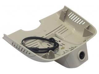 Штатный видеорегистраторRedpower DVR-MBE-N (кремовый) для Mercedes E class и С class в коробе зерк. заднего вида