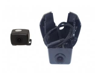 Штатный видеорегистратор RedPower DVR-VOL3-N-DUAL для Volvo XC90 (2015+) с WiFi двухканальный