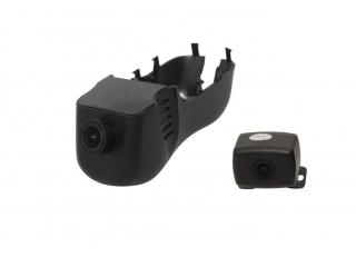 Штатный видеорегистратор RedPower DVR-VT-N-DUAL для Volkswagen Touareg (2011-2018) с WiFi двухканальный