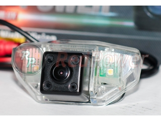 Камера заднего вида RedPower HOD018 AHD для Honda Civic (2007-11) (4D), Accord (2009-10)