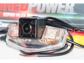 Камера заднего вида RedPower HOD181 AHD для Honda Accord (2008-2011), Civic 4D (с 2012)
