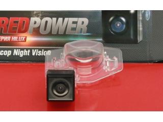 Камера заднего вида RedPower HOD257 AHD для Honda CRV (2012+), Civic 5D (2012), Croostour (2013)