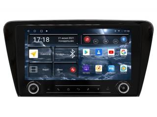 Штатная магнитола Redpower 71007 KNOB для Skoda Octavia A7 2013+ с DSP процессором, 4G модемом и CarPlay на Android 10