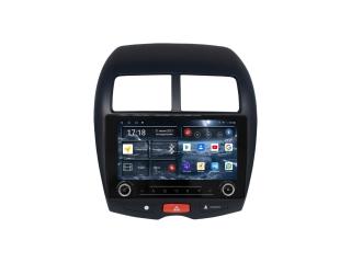 Штатная магнитола Redpower 71026 KNOB для Mitsubishi ASX, Peugeot 4008, Citroen C4 Aircross с DSP процессором, 4G модемом и CarPlay на Android 10