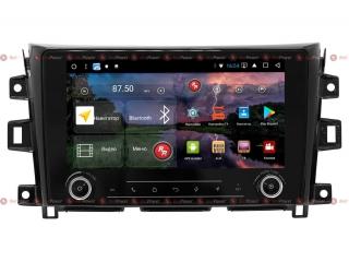 Штатная магнитола Redpower 71028 KNOB для Nissan Navara 2014-2020 с DSP процессором, 4G модемом и CarPlay на Android 10