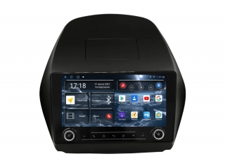 Штатная магнитола Redpower 71047 KNOB для Hyundai ix35 до 2016 с DSP процессором, 4G модемом и CarPlay на Android 10