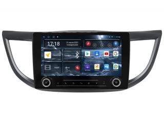 Штатная магнитола Redpower 71111 KNOB для Honda CR-V 2012-2017 с DSP процессором, 4G модемом и CarPlay на Android 10