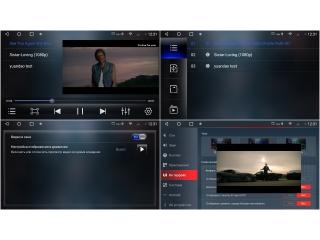 Штатная магнитола Redpower 71156 KNOB для Mitsubishi Outlander 2012+ с DSP процессором, 4G модемом и CarPlay на Android 10