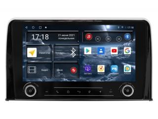 Штатная магнитола Redpower 71160 KNOB для Honda CR-V 2017+ с DSP процессором, 4G модемом и CarPlay на Android 10