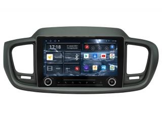 Штатная магнитола Redpower 71242 KNOB для Kia Sorento Prime с DSP процессором, 4G модемом и CarPlay на Android 10