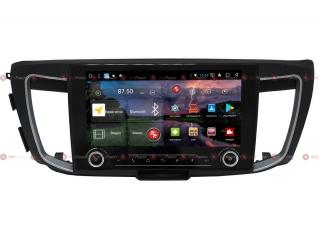 Штатная магнитола Redpower 71690 KNOB для Honda Accord 9 2014-2018 с DSP процессором, 4G модемом и CarPlay на Android 10