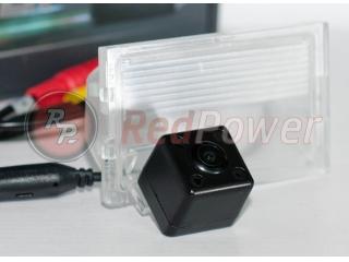 Камера заднего вида RedPower LAR077 AHD для Land Rover Freelander 2, 3 (06+), Discovery 3, 4 (04+), Range Rover Sport (05+)