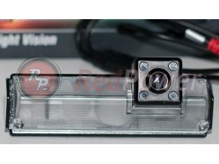 Камера заднего вида RedPower MIT033 Mits1ubishi Pajero Sport (2011+); L 200; Mazda MPV (2006+ ); Toyota Сamry 07-12 (Европа)