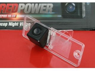 Камера заднего вида RedPower MIT104 AHD для Mitsubishi Pajero 4 (2006+)